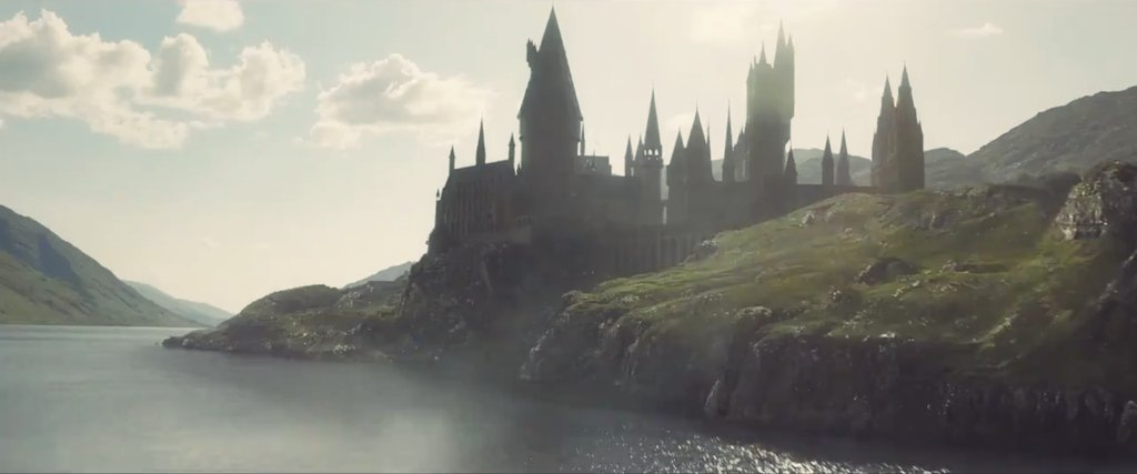 HOGWARTS WILL ALWAYS BE THERE TO WELCOME...
