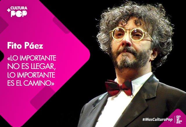 El 13 de marzo de 1963 nace #FitoPáez, m...