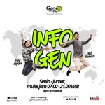 #InfoGen1031FM