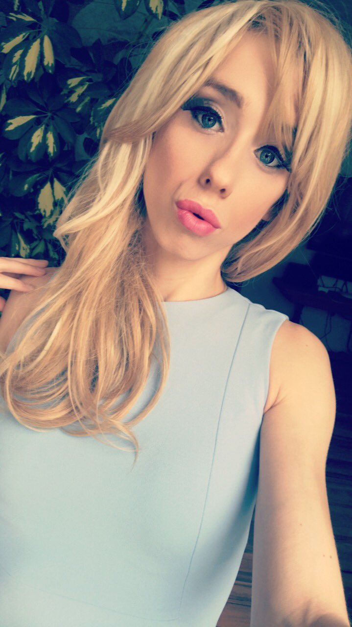 Lily Demure ♥️ on Twitter: 😘 Blondes def have more fun 😘…