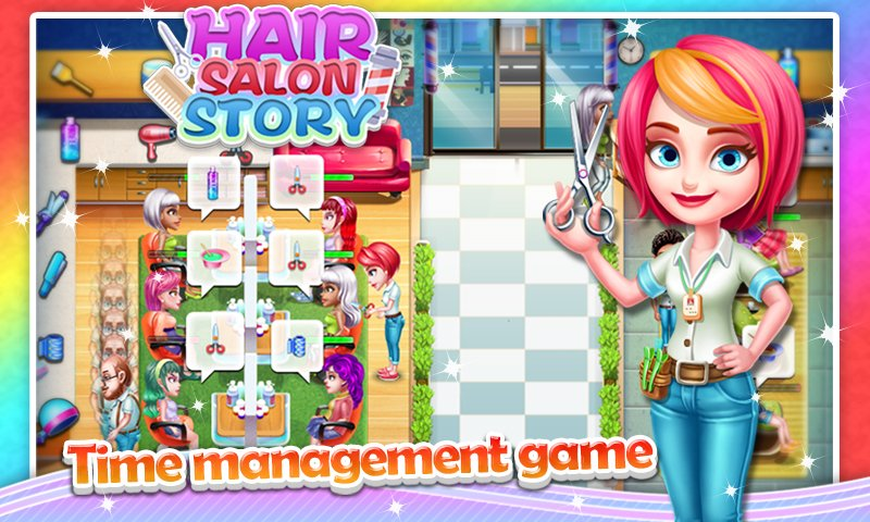 6677g 6677g twitter hair salon story app store httpsgoom8hwqf get 3 stars on the most fashion game hair salon story also more surprise events solutioingenieria Choice Image