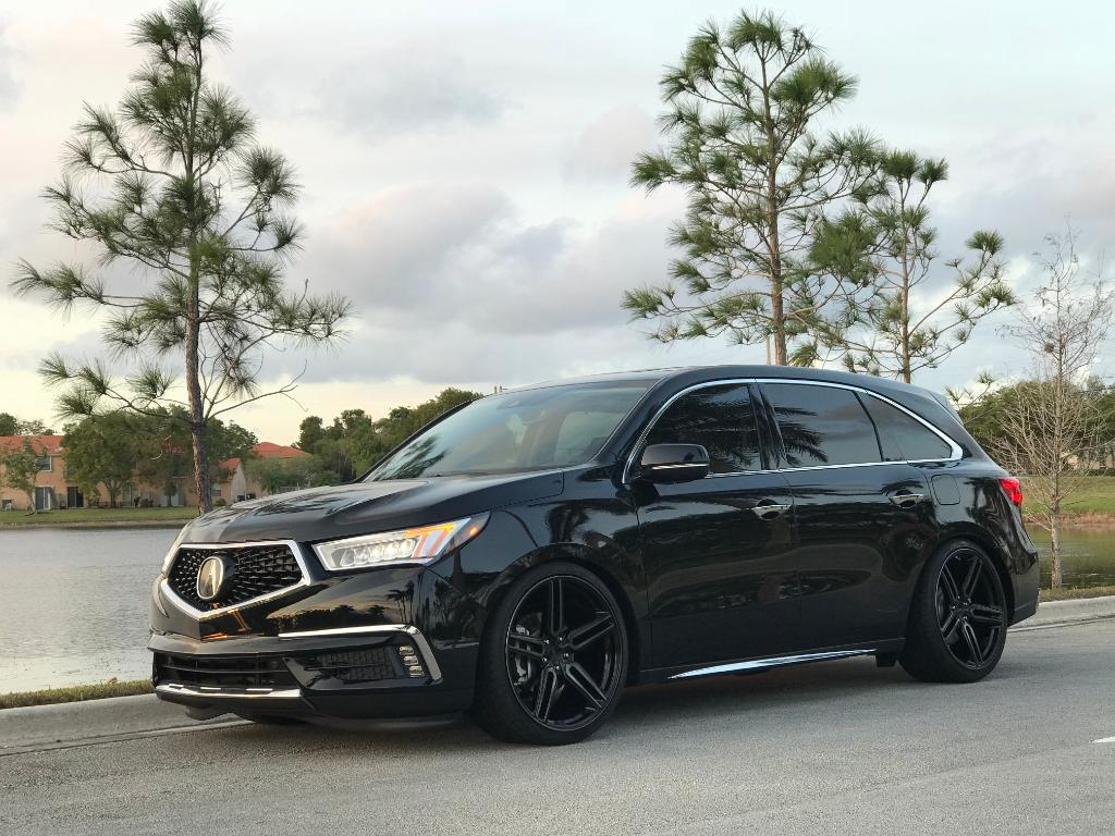 Acura On Twitter Here Are The Modifications On Mikes MDX - Acura mdx coilovers