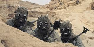 Im tired of illegal criminal aliens like Sand People and Jawas taking our space jobs! America first! #SpaceForce #BuildThatSpaceWall