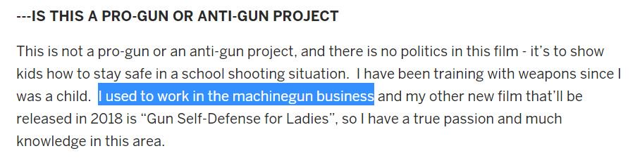 im sorry what business was it that you worked in again