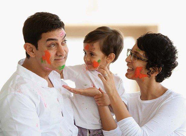 Happy birthday aamir Sir soo beautiful family