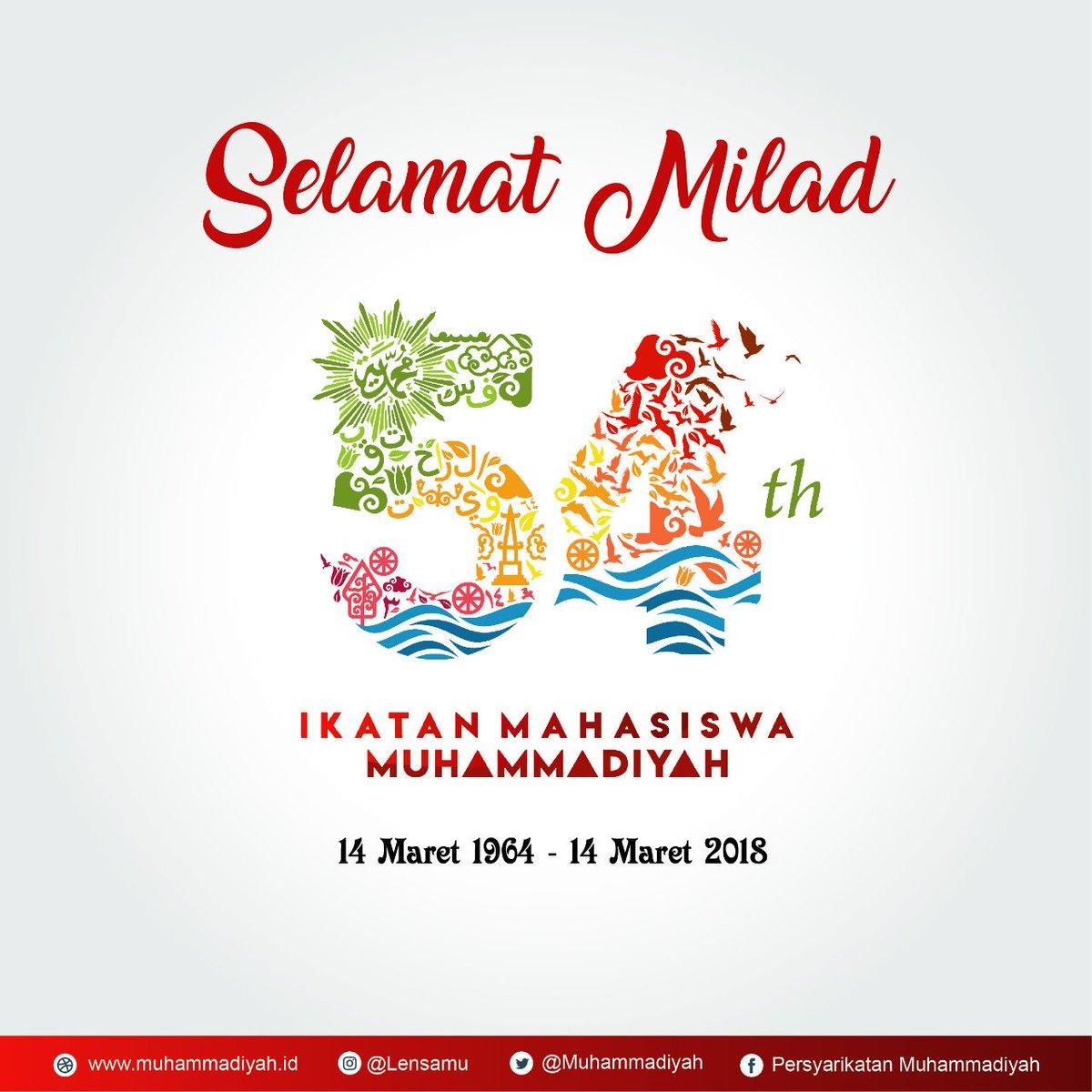 Muhammadiyah در توییتر