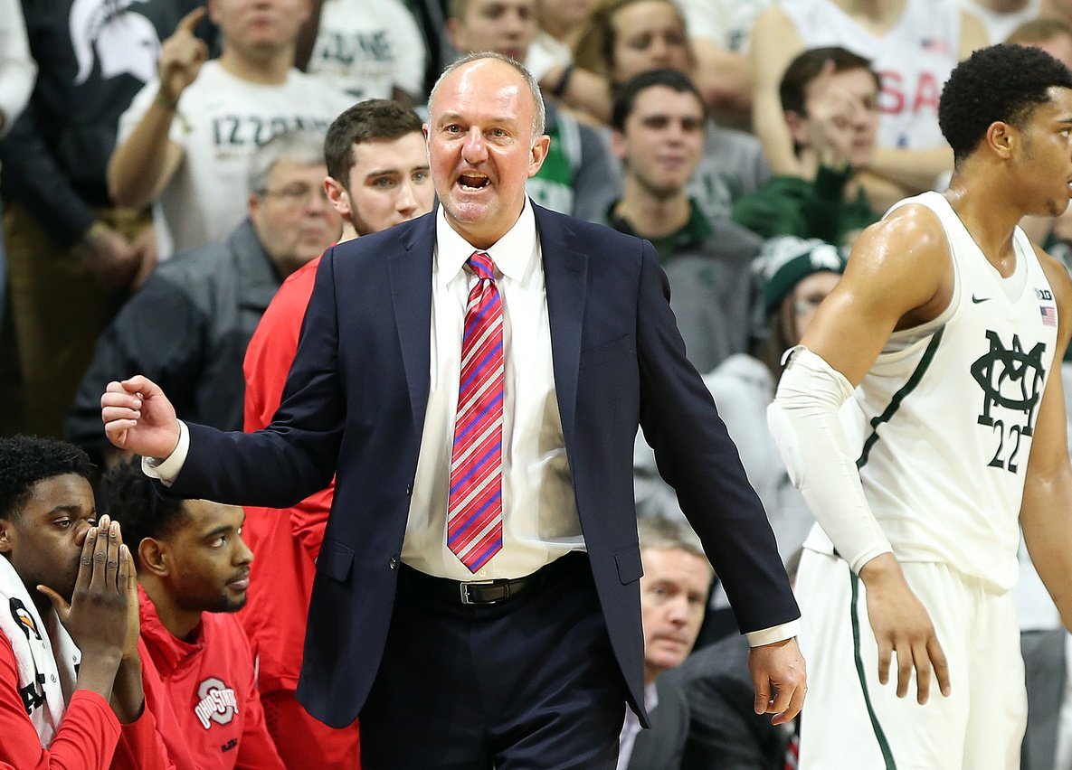Thad Matta back in Athens today? The latest from our crazy thread of #UGA insider notes:   https://t.co/uuuGISnxmq