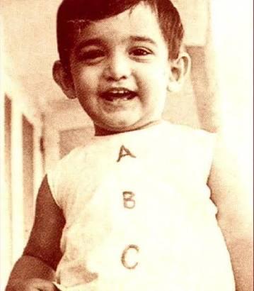 "Happy birthday \""a sweet little Aamir khan sirji. \""God bless you."