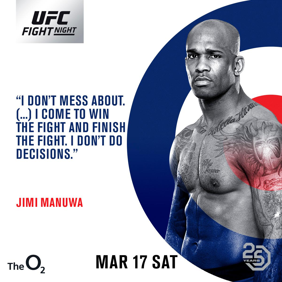 Is a repeat performance in London in-store for @PosterboyJM? ⤵️ #UFCLondon