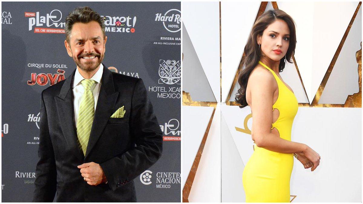 Dios Latinos Eugenio Derbez Críticas Vestido Eiza González