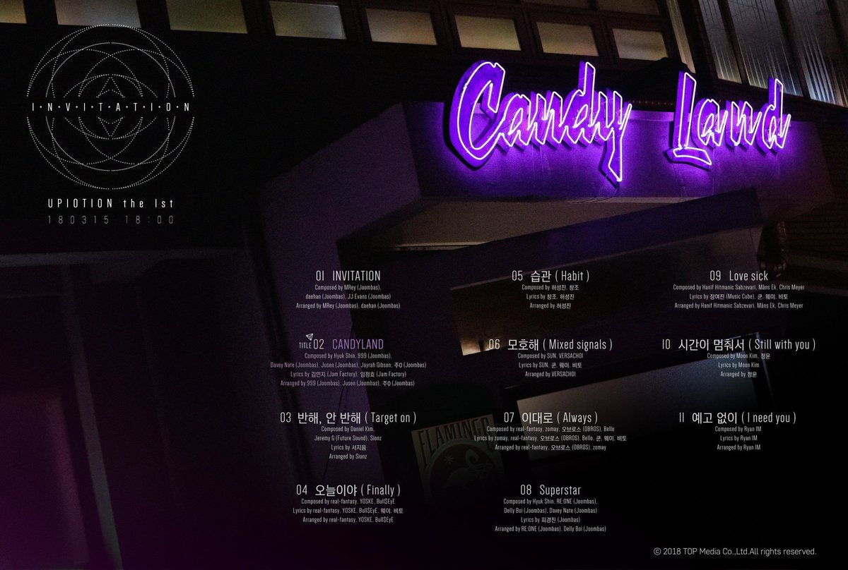 Invitation twitter search real fantasy comeback to me changjo teen top never ending party2nite heo soengjin com ailee kcm yang dail b1a4 picitterdxc9akxfkd stopboris Gallery