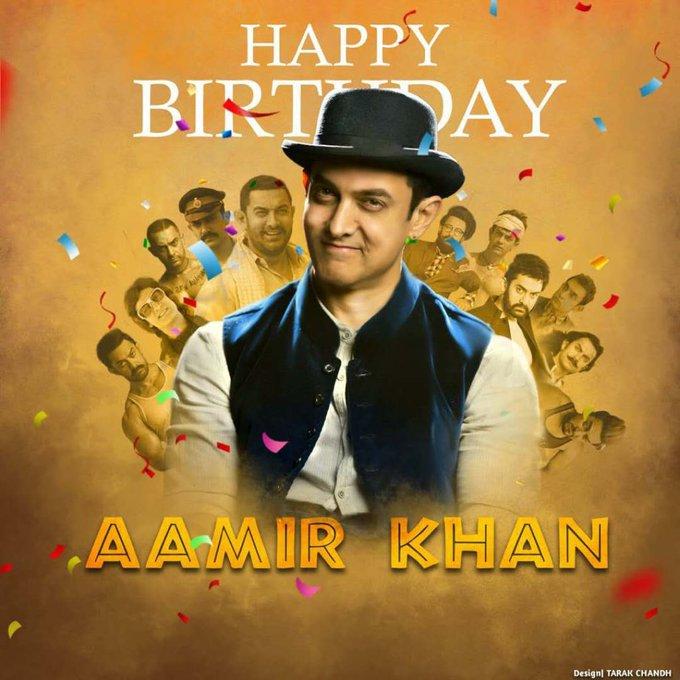 Wish u Very Happy Birthday Sir My Fav Bollywood Star