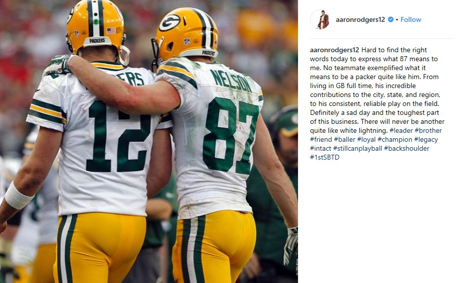 Josh Moser's photo on #Packers