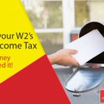 Still checking your mail every day with the hopes of your #W2 being there? Don't waste your time! #ATCIncomeTax we may be able to download your W2 before you receive it in the mail. Call us at 855-ATC-1050 to get started. #ATC #IncomeTax #TaxRefund #Money