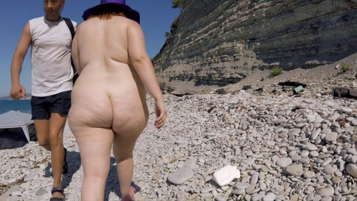 Bbw on nude beach are certainly