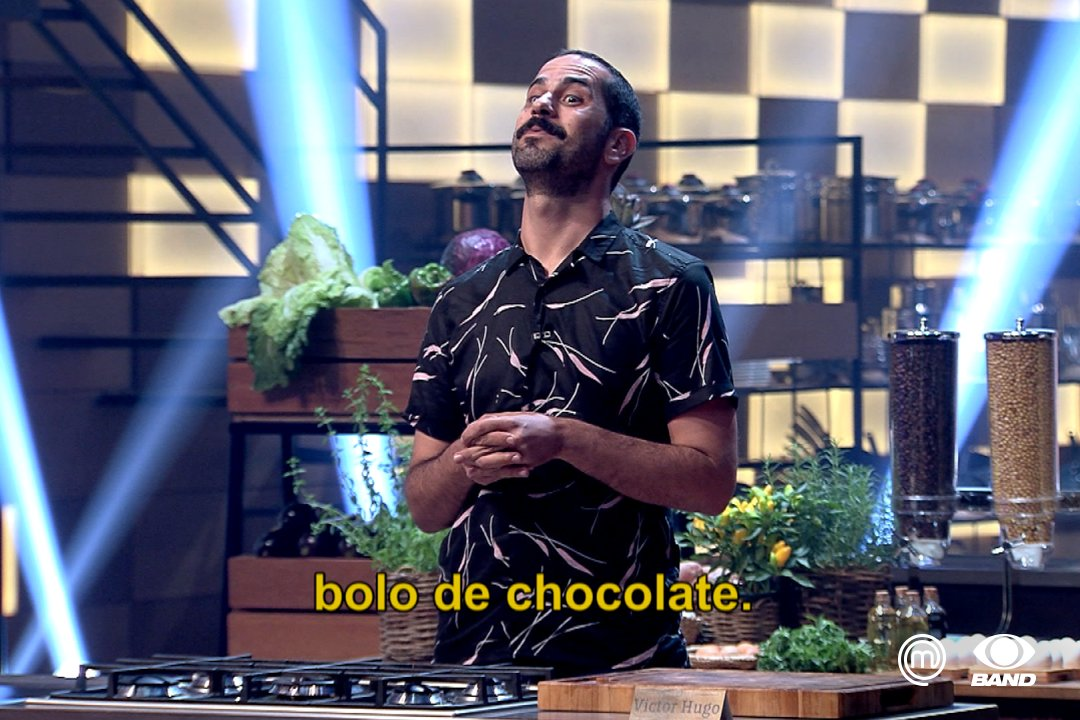 Você falou CHOCOLATE? #MasterChefBR