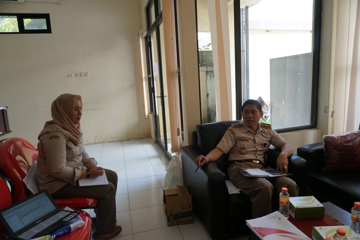 Rapat Perdana Tim Website BBKP Surabaya