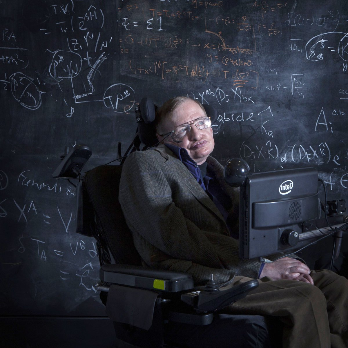 a biography and life work of stephen w hawking a theoretical physicist Suffering from amyotrophic lateral sclerosis, stephen hawking is an english theoretical physicist, cosmologist, author and director of research with the.