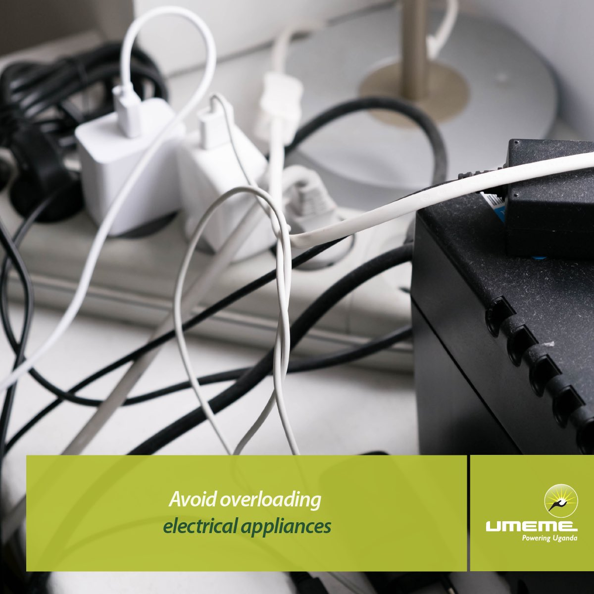 Umeme Limited On Twitter Dont Overload Your Electrical Appliances Short Circuit For They Might Cause Circuits That Can Lead To Electrocution