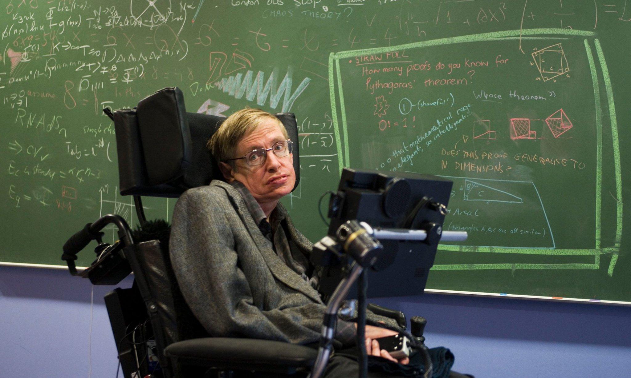 RT @MichaelSkolnik: RIP Stephen Hawking. https://t.co/RLEZV12RpX