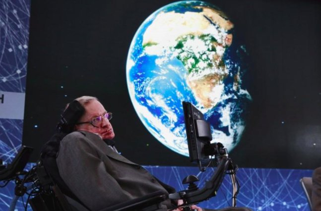 BREAKING: Physicist Stephen Hawking has died at the age of 76 according to a family spokesperson. He was diagnosed with a rare form of ALS in 1963.