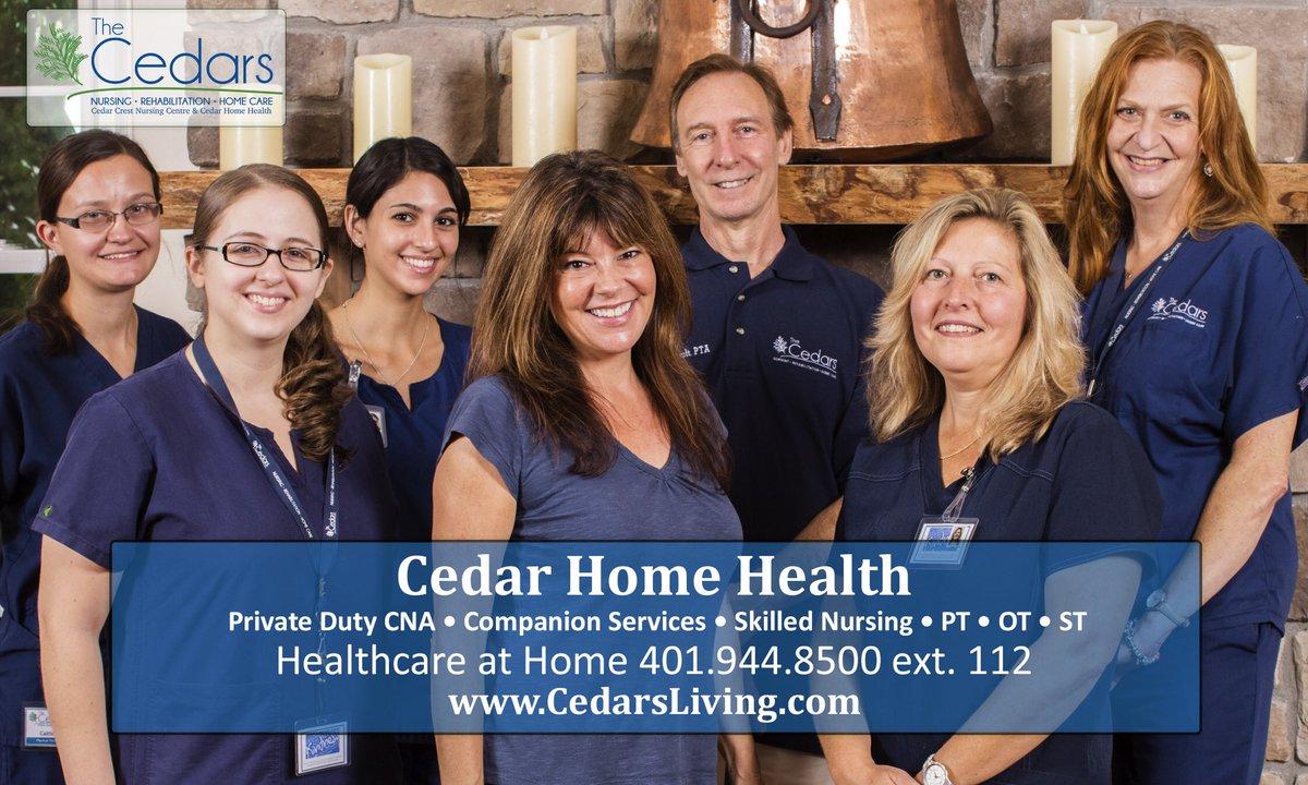 Cedar Crest Nursing Home >> The Cedars Thecedarsri Twitter