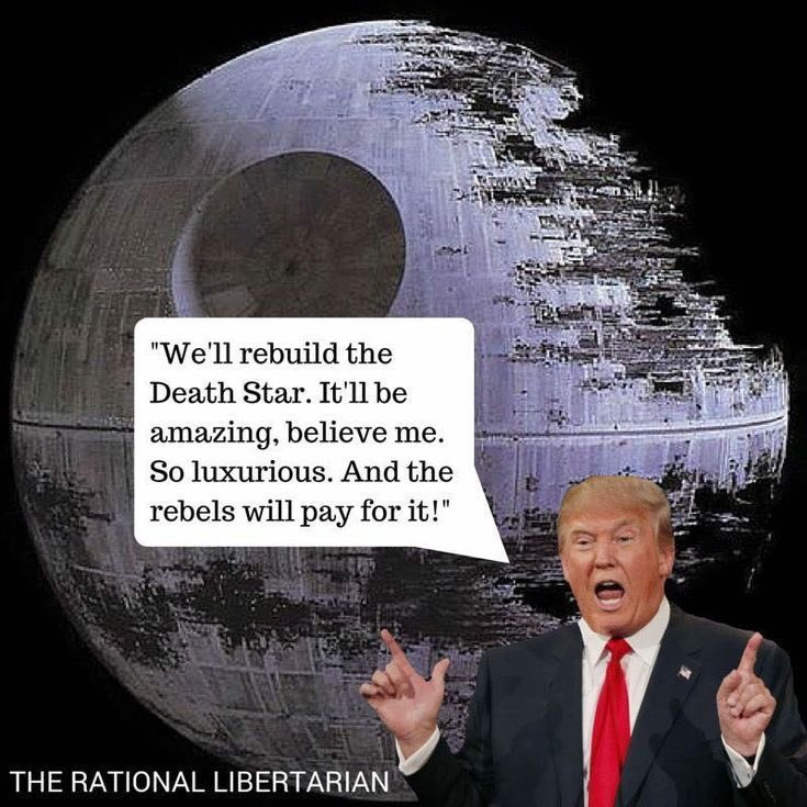 #Trump floats idea of creating a #SpaceForce #ForThePeople Saying ... nyp.st/2FECr9r via @nypost