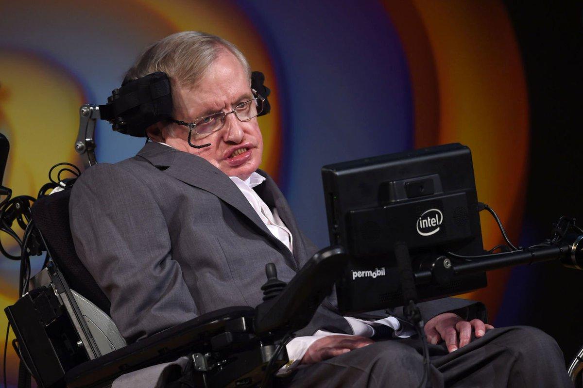 È morto Stephen #Hawking. Addio a un'icona della scienza che ha cambiato la nostra idea dell'Universo → https://t.co/7hsYYw3I1U #stephenhawking