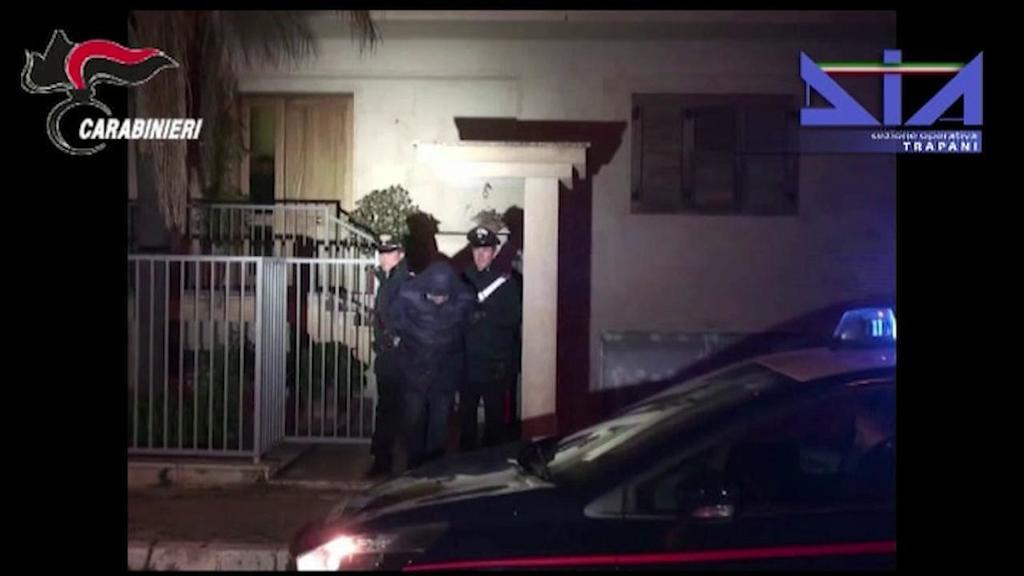 Mafia, blitz contro gli uomini di Messina Denaro: tra gli arrestati il \