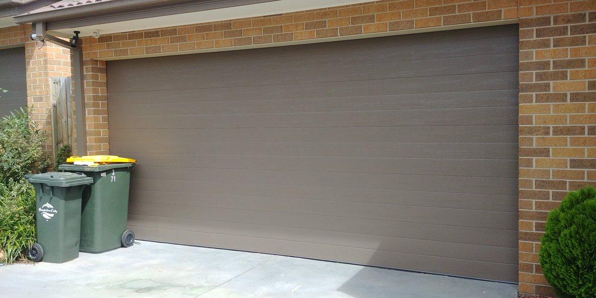 Everlift Garage Door On Twitter Colorbond Textured Sectional Door