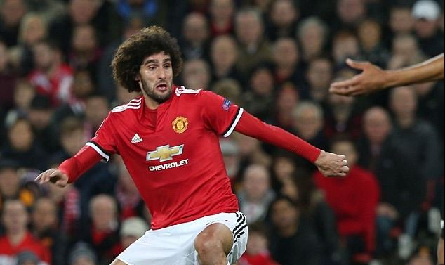 MailOnline Sport's photo on Fellaini