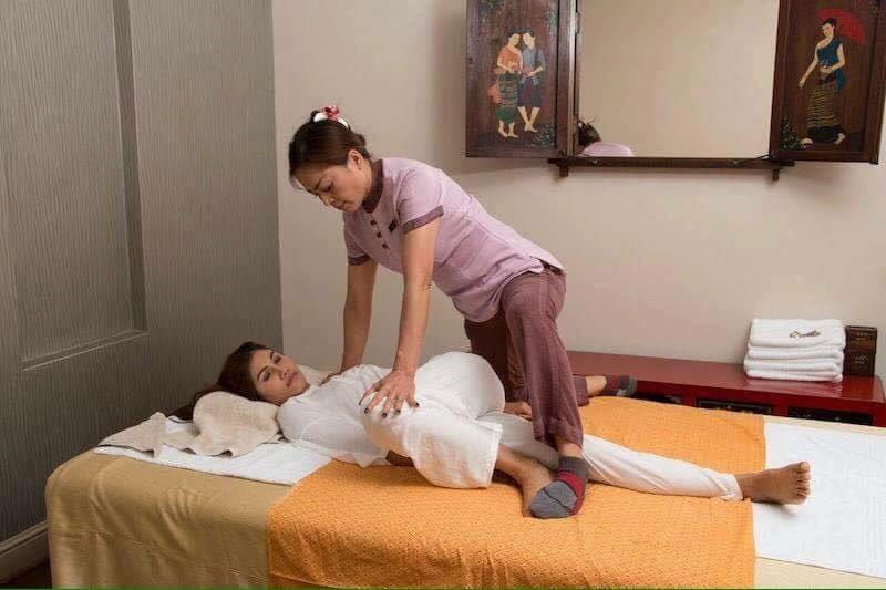 thai massage jasmine thai massage in sweden