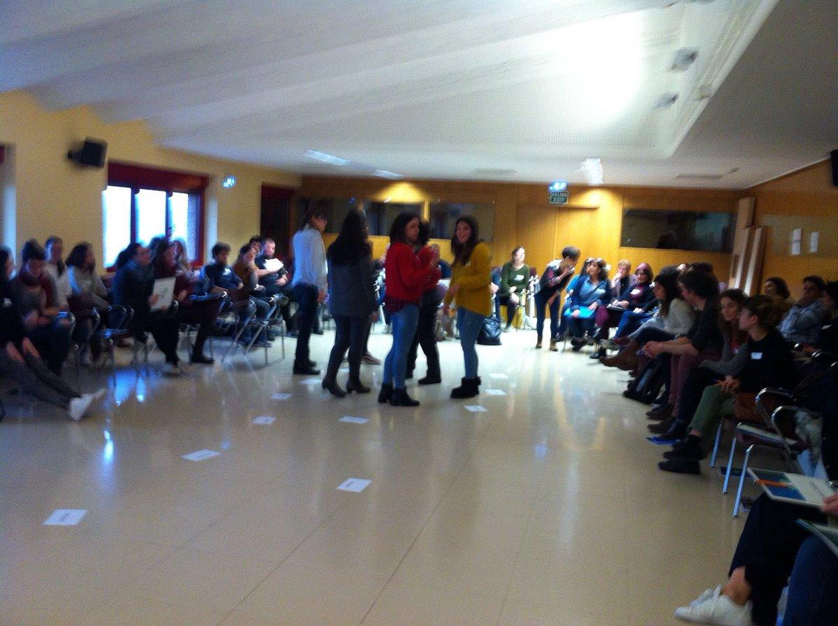 """Comienza el """"V Encuentro de Entidades Sociales de Infancia en España"""" organizado por @Educo_ONG y las entidades que formamos parte del Programa de Acción Social #infanciaprotegida"""
