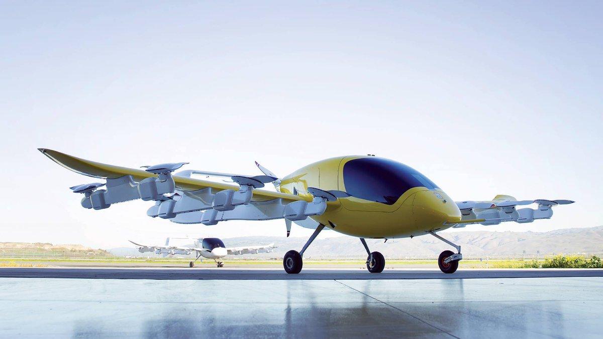 Los taxis voladores llegan a Nueva Zelan...