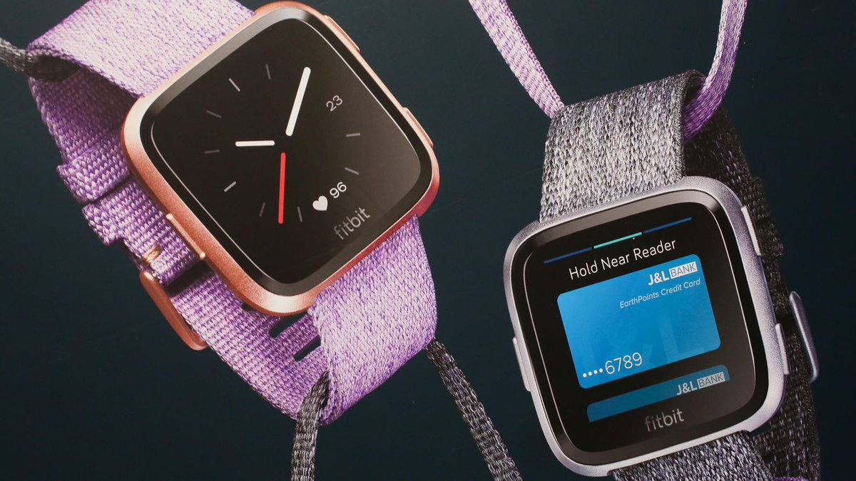 Valera Vasylenko On Twitter Kudos To Team New Fitbit Versa Ionic Adidas Smartwatch For Kids Edition Female Health Tracking And Fitbitos Https Tco 2v103a0g0t