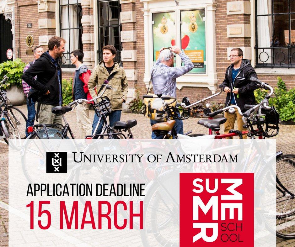 University of amsterdam sexuality studies