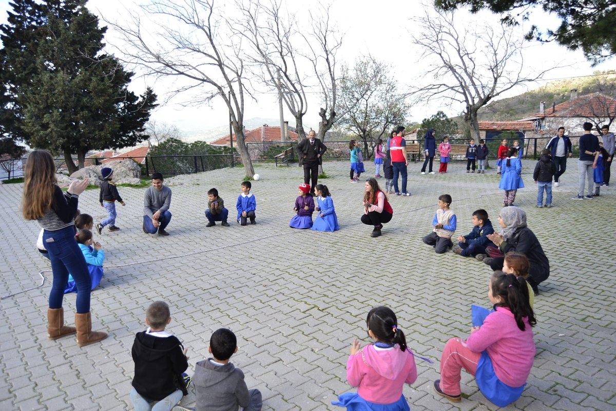 Genç Yeşilay Manisa On Twitter Dağ Yenice Köyü Ilkokulundaki