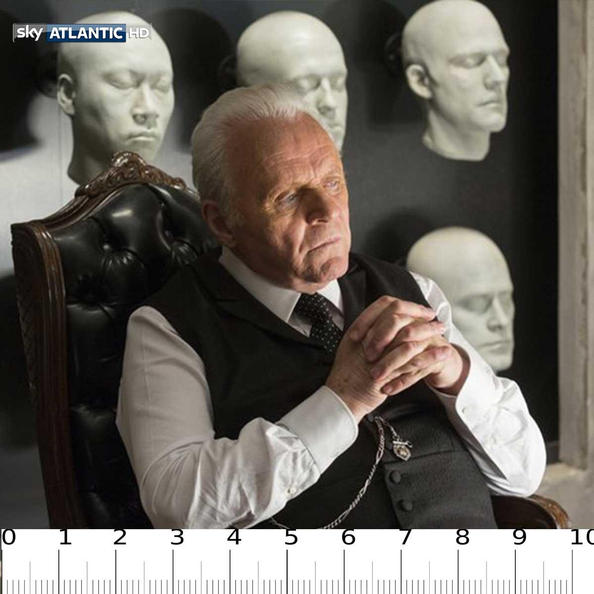 Studio antropologico: in una scala da 1 al Dottor Ford, quanto vi esaltate quando riuscite a prevedere il finale di una serie tv? #Westworld