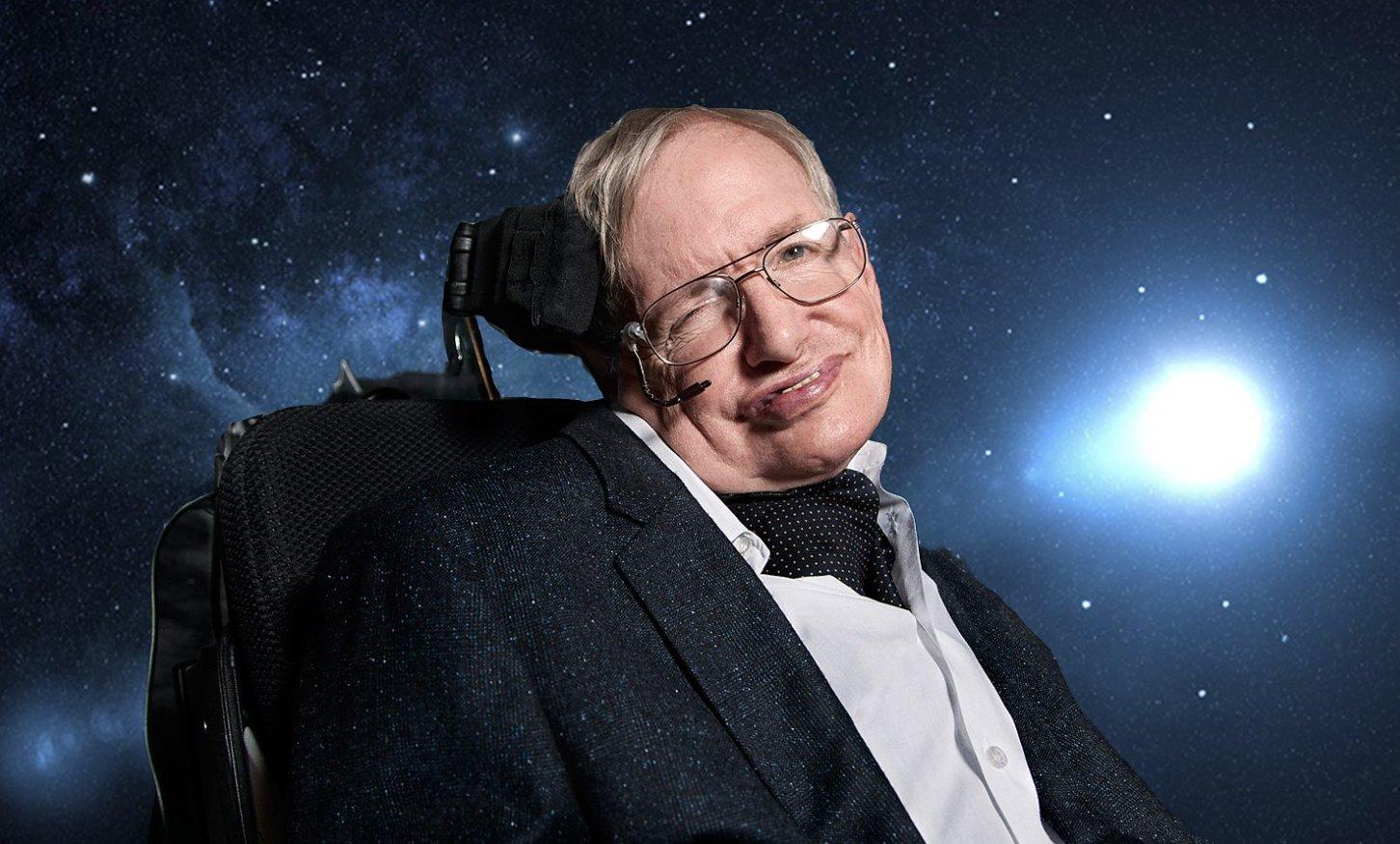 Seven reasons we love Steven Hawking https://t.co/KsJQFJCI1A https://t.co/rNYtPsnNxX
