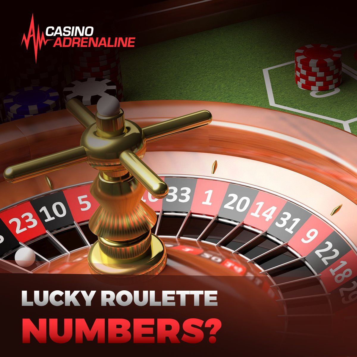 test Twitter Media - What is your lucky Roulette number? 😁🤔 #CasinoAdrenaline #roulette https://t.co/CcJVMwWYCE