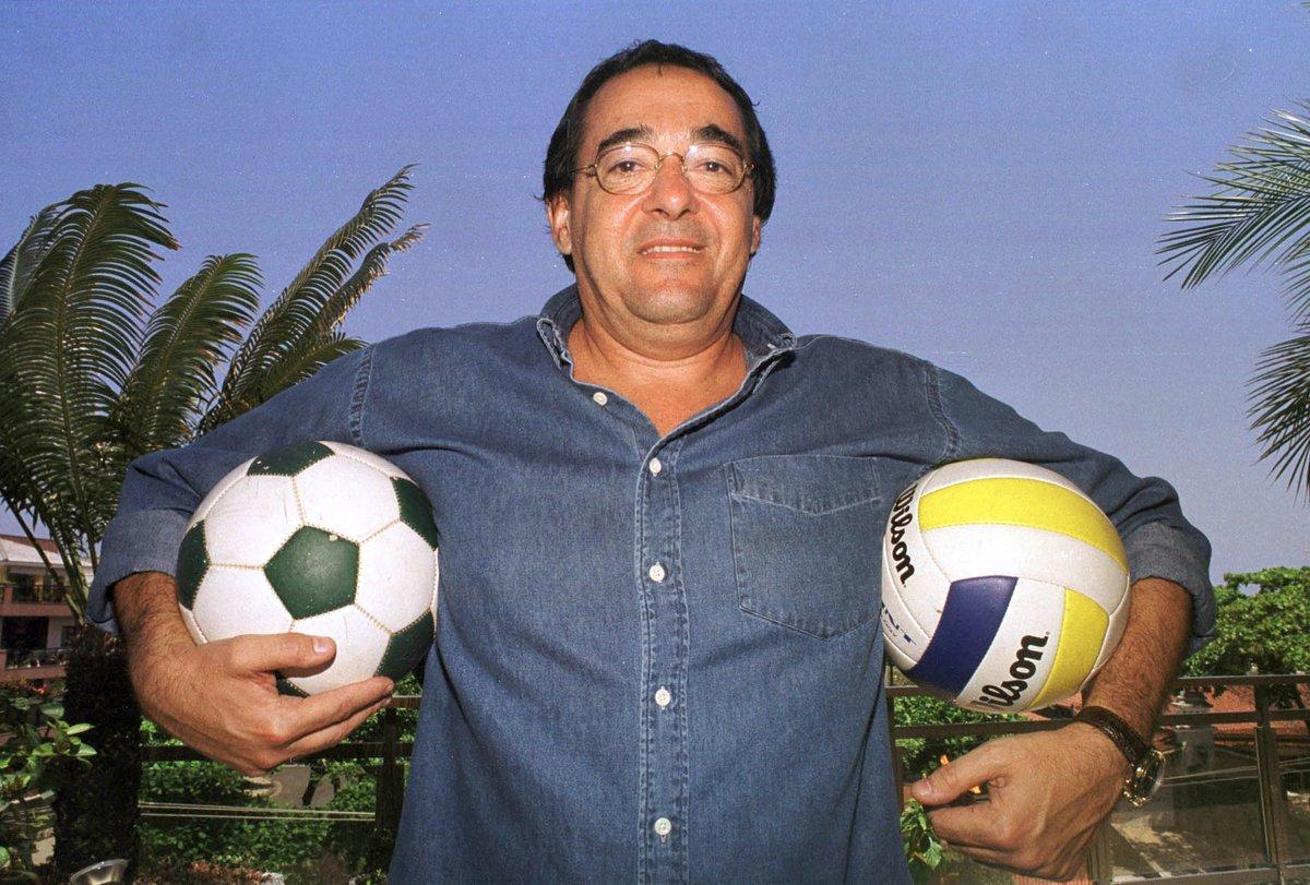 Estadão's photo on Bebeto de Freitas