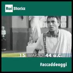 #15marzo Le Idi di marzo Guarda tutti gli #accaddeoggi 👉 ow.ly/kULH30hMhHb