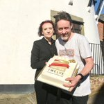 Image for the Tweet beginning: Happy Birthday Twelve...Celebrating 18 years!  Thank