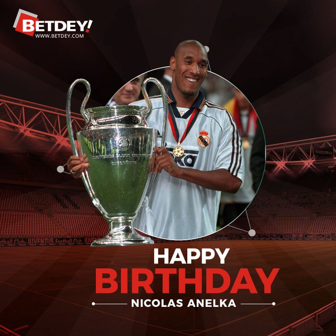 Happy birthday, former Real Madrid star & 2000 winner Nicolas Anelka!