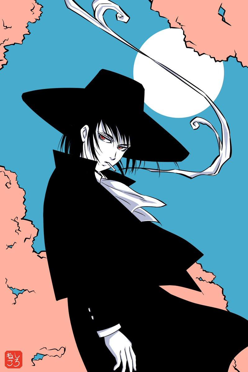 #心からアニメ化して欲しい作品  夢幻紳士!…できれば怪奇編。 という訳で久々に魔実也さんの絵を描きました  #夢幻紳士 #夢幻魔実也