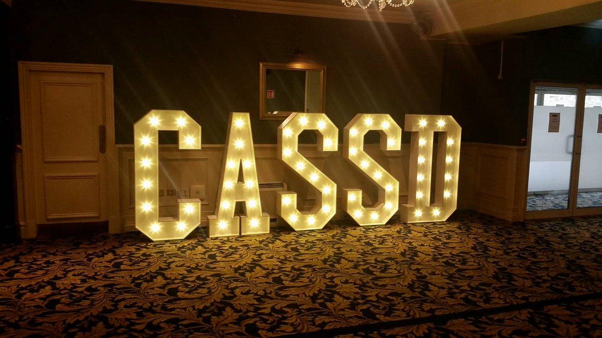 Our 1.5m high #giantLEDletters lighting up @CASSIreland #gala @BBHotelDublin #CASSD #hollywoodledletters @ChrtAccStudents   #charteredaccountants #blacktie #awards #lightupletters #Dublin #Ireland @accountancyire @AccountancyIRL <br>http://pic.twitter.com/KzUOoGaMyw