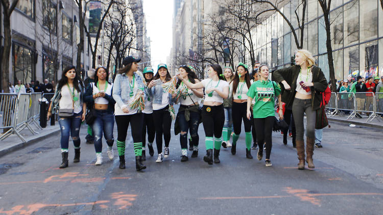 St. Patrick's Day in #NYC guide timeout.com/newyork/st-pat…