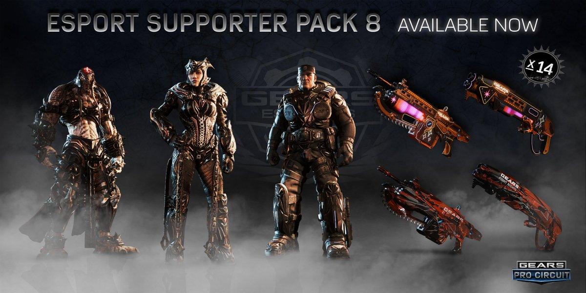 gears of war esports on twitter introducing gears esports