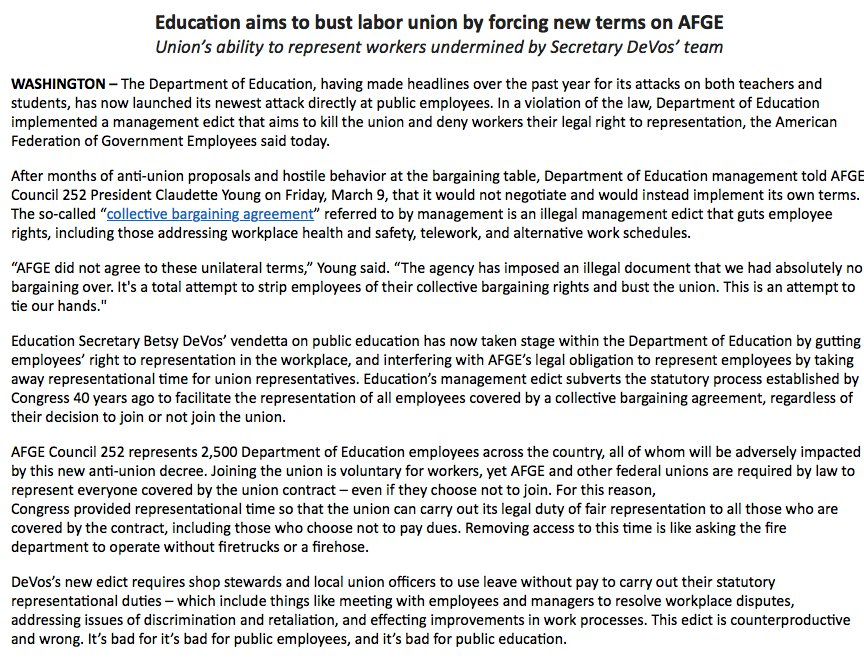 Annie Waldman On Twitter The New Agreement Will Scale Back Union