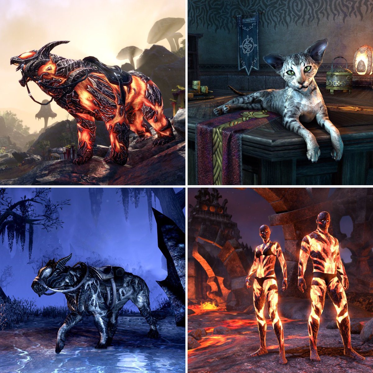 The Flame Atronach Crown Crates will soon be a thing of the past. 🔥 Don't miss your chance at the fiery #ESO items they contain! beth.games/2z3AsZj